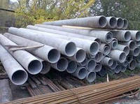 Электрозащитная Азбестова труба безнапірна БНТ від 100 мм до 500мм Довжина від 4м. до 6м.