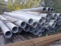 Купити в Києві Азбестоцементні залізобетонні напірні / безнапірні труби муфти ущільнювальні кільця