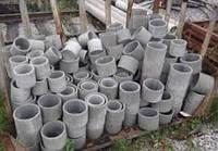 Купить в Донецке Асбестоцементные железобетонные напорные / безнапорные трубы муфты уплотнительные кольца