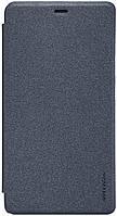 Чехол-книжка Nillkin Sparkle case Xiaomi Redmi Note 3 Black, фото 1