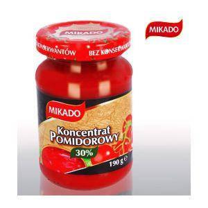 Паста томатная Mikado  200g, фото 2