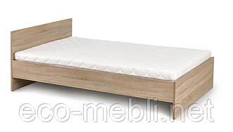 Ліжко Lima LOZ - 160 dąb sonoma