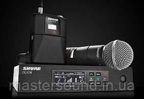 Shure представляет новую серию цифровых беспроводных систем QLX-D
