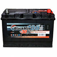 Аккумулятор BlackMax ASIA 100 +правый 850 А