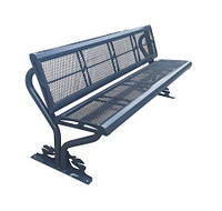 НОВИНКА : скамейка парковая антивандальная