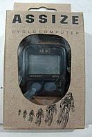 Велоспидометр ASSIZE AS 11G, 11функций производство Тайвань