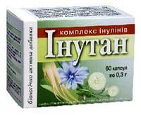 ИНУТАН. Для здоровья печени и пищеварительного тракта, профилактики при сахарном диабете, 60 капс.