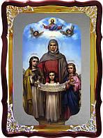 Икона храмовая София и Вера Надежда Любовь в православном магазине
