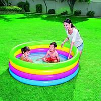 Надувной детский бассейн Bestway 51117  157 х 46 см