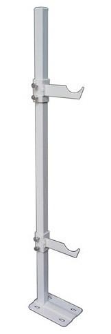Напольное крепление (кронштейн) для биметаллических и алюминиевых радиаторов
