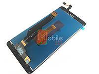 Модуль для Xiaomi Redmi Note 4X, Note 4 Global (дисплей + тачскрин) Snapdragon, чёрный оригинал PRC