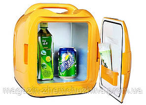 Мини-холодильник Cong Bao D008,Переносной миниатюрный автомобильный холодильник!Акция, фото 2