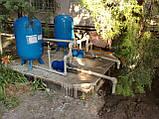 Насос для воды Ebara Италия. Compact AM8. Многоступенчатый насос., фото 3