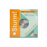 9020-01-200x22-40 Диск для циркулярной пилы ,40зубьев STURM