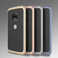 Чехол бампер Carbon для Motorola Moto G5 (XT1676) (4 цвета)