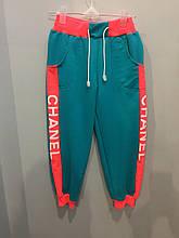 Детские спортивные штаны для девочки р26,28,34