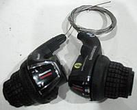 Пер. скоростей SHIMANO левый/правый, модель SL-RS35, 6R/3L