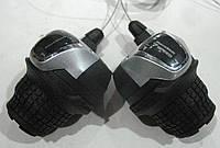 Пер. скоростей SHIMANO левый/правый, модель SL-RS43-LA, 7R/3L