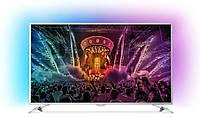 Телевизор Philips 55PUS6501 (PMR 1800Гц, Ultra HD, Smart, Wi-Fi, DVB-T2/S2)