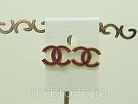 Летние серьги с яркой эмалью от Chanel 384