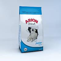 Arion Friends Junior корм для щенков всех пород с курицей, 15 кг