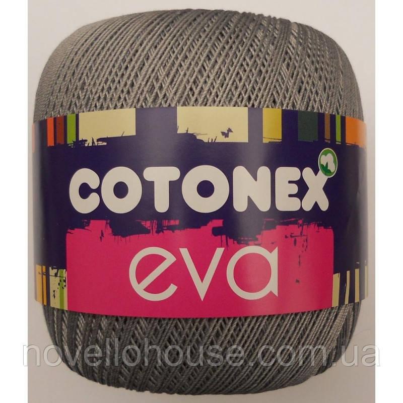 Пряжа Cotonex EVA 4651 Мерсеризованный хлопок: купить пряжу оптом и в  розницу в Украине