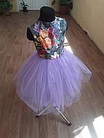 Дитяче плаття - фатиновая спідниця., фото 2