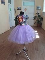 Дитяче плаття - фатиновая спідниця., фото 3