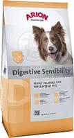Arion Health & Care Digestive Sensibility корм для собак с чувствительным пищеварением, 3 кг