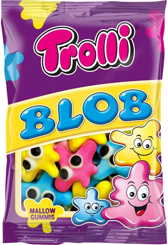 Жевательные конфеты Trolli Blob 175g