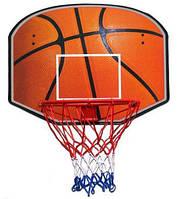 Щит баскетбольный с корзиной