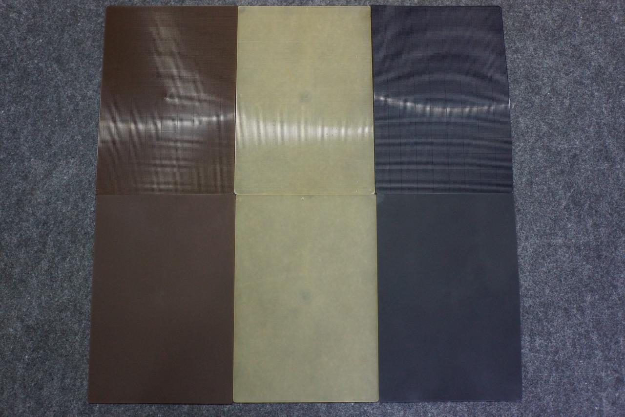 Полиуретан для обуви ITALY  260*180 т. 4,0 мм. цвет ассорт.