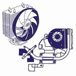 Кулеры и системы охлаждения
