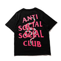 Футболка Anti Social Social Club (Анти Сошал Сошал Клаб), змея