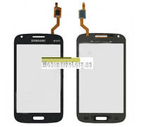 Сенсорний екран для мобільних телефонів Samsung I8260 Galaxy Core, I8262 Galaxy Core,original, чорний
