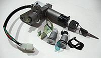 Замок зажигания GY6-150-13 комплект