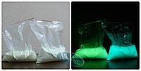 Прозрачные люминофоры ТАТ 33 (зеленый + голубой) 200 грамм