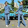 Костюм женский 48+ арт 55539-203, фото 2