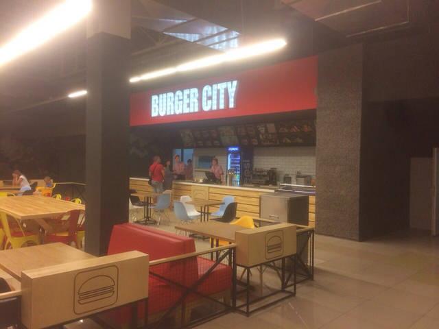 BURGER CITY (г. Каховка) 2