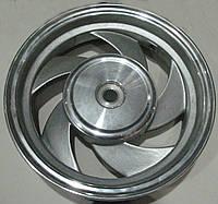 Диск титановый задний для скутера. размер 2.50*10 зуб-19