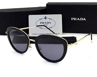 Солнцезащитные очки PRADA (2210) black SR-685