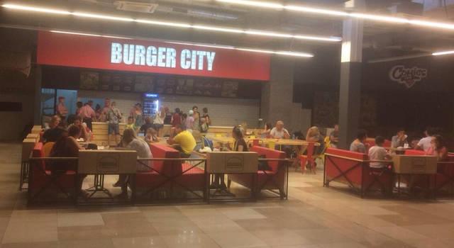 BURGER CITY (г. Каховка) 1