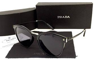 Солнцезащитные очки PRADA (2207) black SR-686