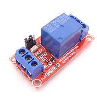 Arduino Модуль, одноканальное реле 5V (высокий/низкий уровень)