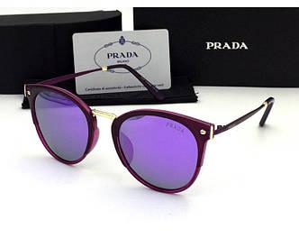Солнцезащитные очки PRADA (2207) purple SR-687