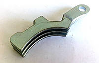 Прижим держателя шпагата вязального аппарата RASSPE пресс-подборщика Rivierre Casalis RS3671