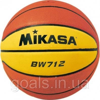 Мяч баскетбольный Mikasa BW712