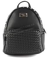 Стильный и качественный оригинальный рюкзак с кожиPUDAVID JONESart. CM3525черный