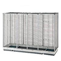 Вольер клетка для попугаев, грызунов ESPACE 200 FERPLAST 202 x 62 x h 153 cm
