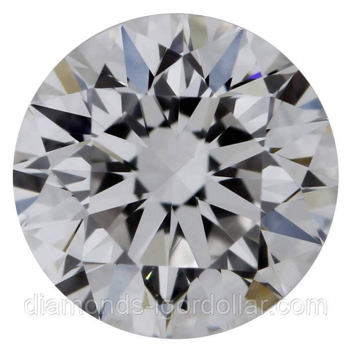 Бриллиант идеальный 0.34 кт GIA IF/D=1/1 1770$